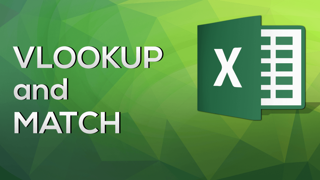 VLOOKUP and MATCH another useful Excel functions combination