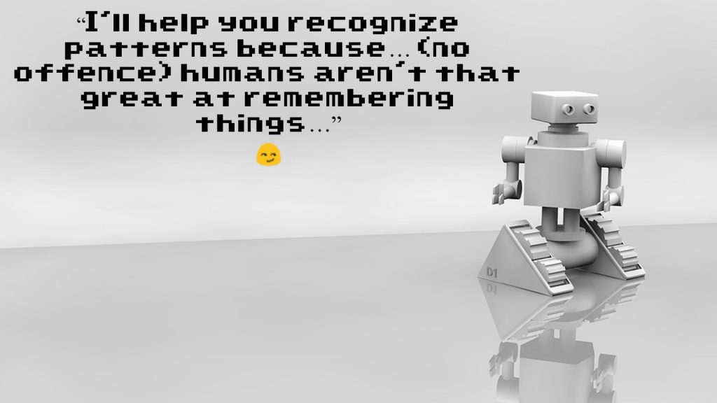 humans aren't great at remembering things, gloria yu