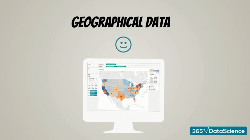 Make the most of geodata with Tableau