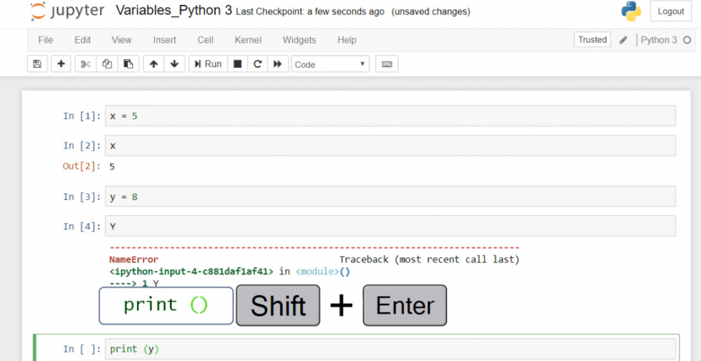 example of print function in Python 3