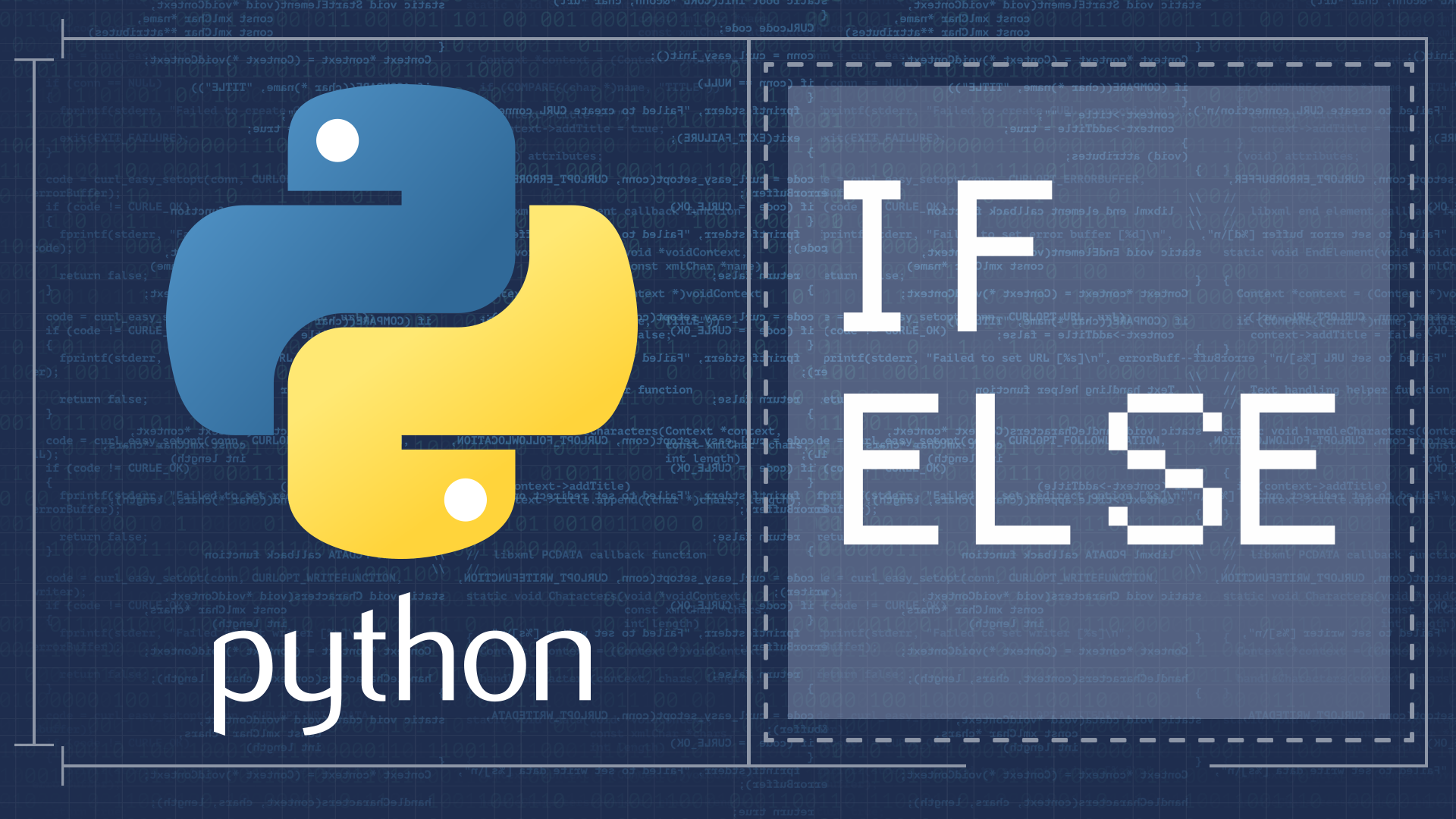 Learning How to Use Conditionals in Python