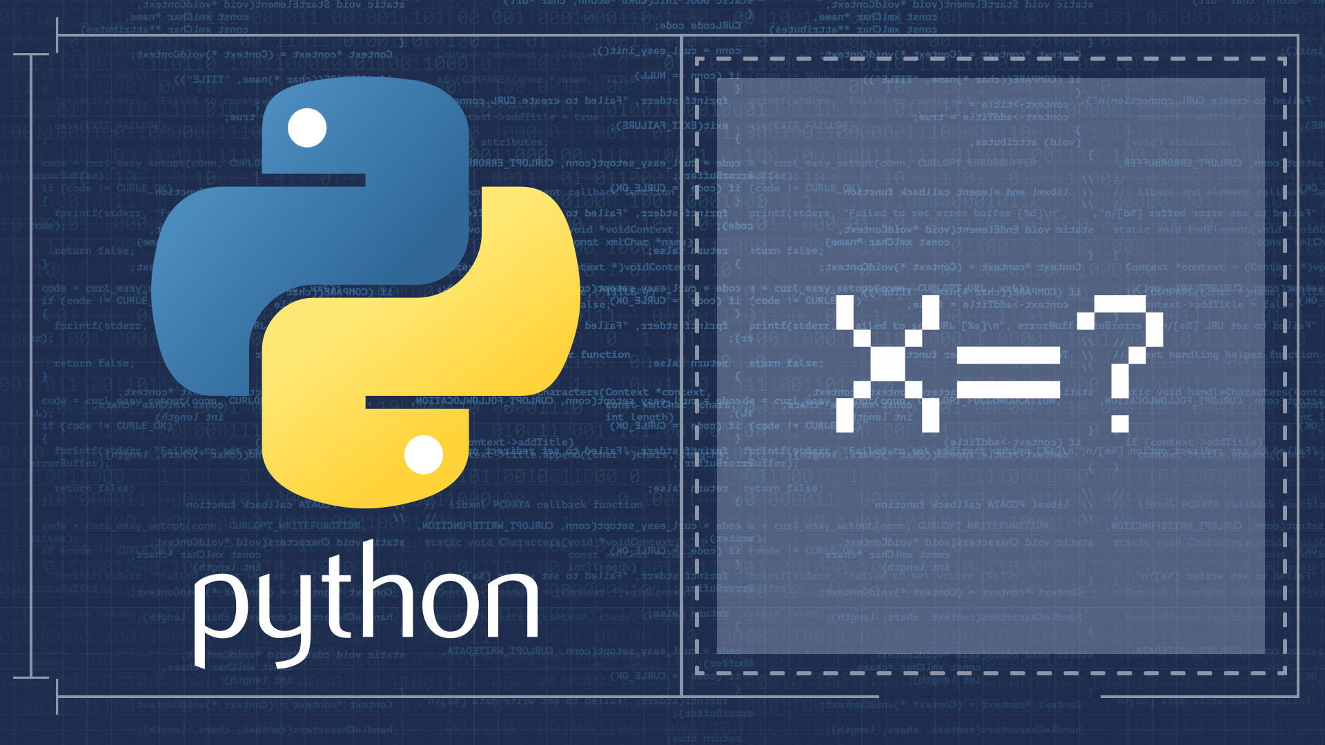 How to Declare Python Variables