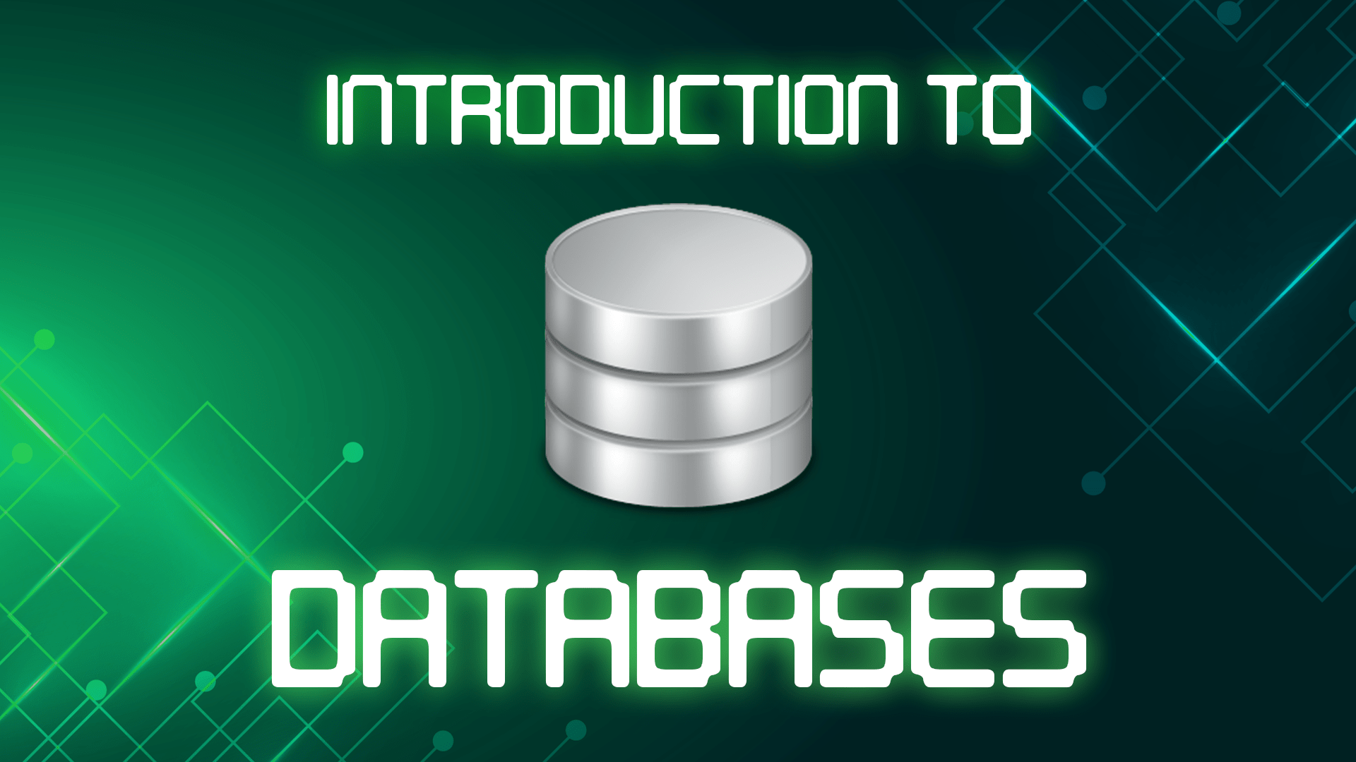 Introduction to Databases and an Example of a Data Table