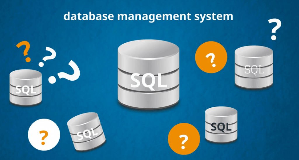 Most database management systems are based in SQL