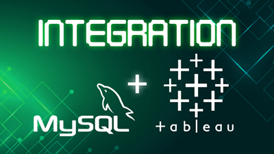 integrating sql and tableau