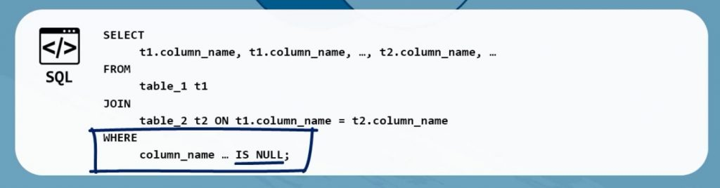column name is null