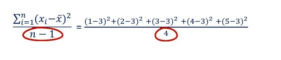 n - 1 4, coefficient of variation
