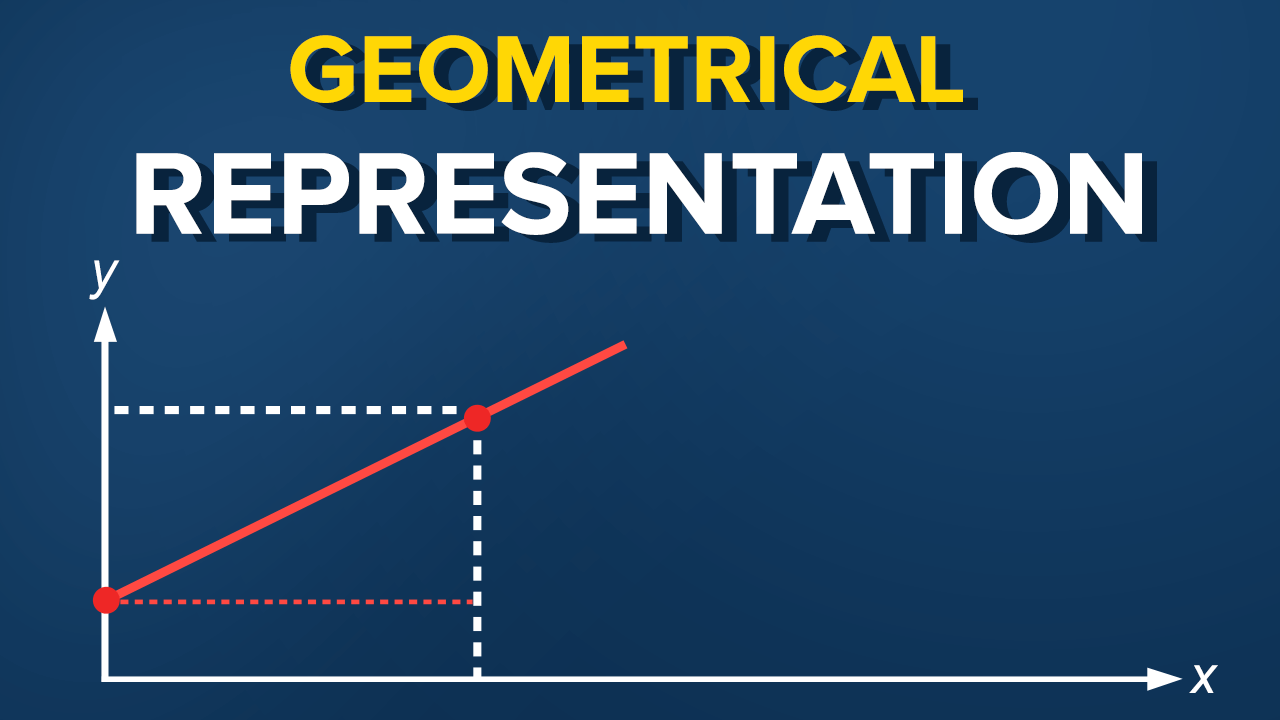 Geometrical representation