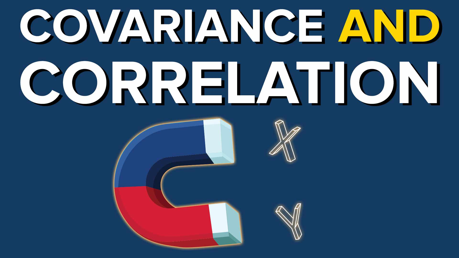 Co-variance and correlation