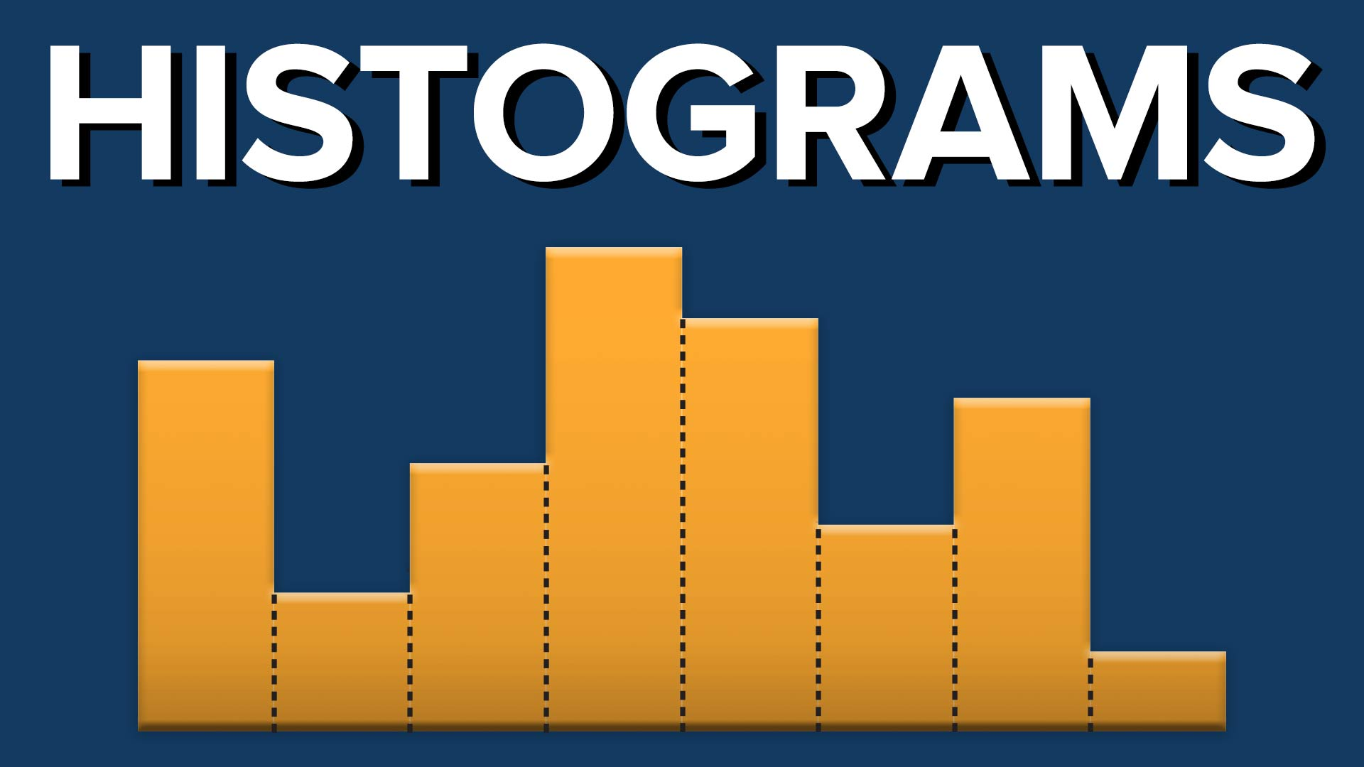 numerical data histogram