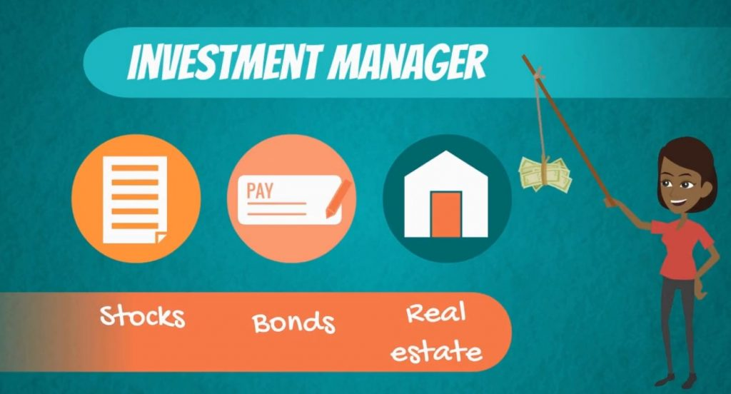 Investment manager, contingency tables