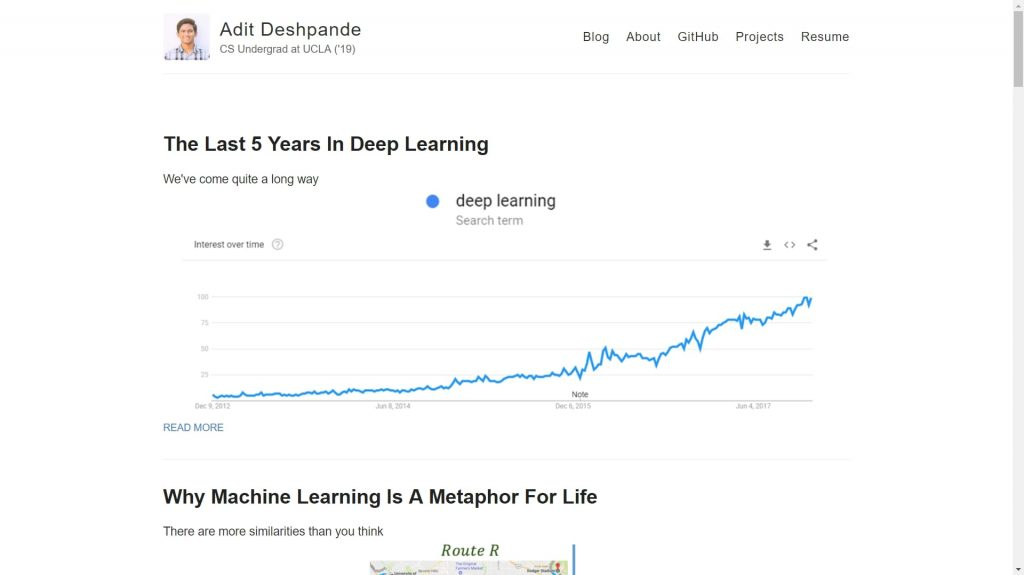 adeshpande data science blog