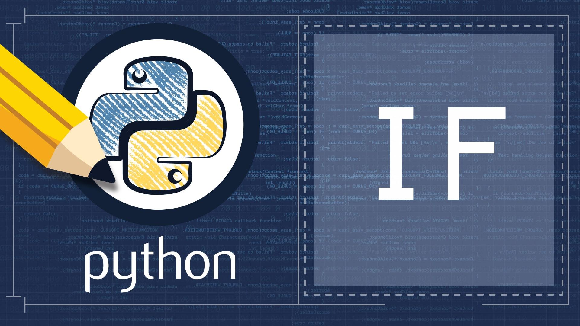 Python IF Statement Exercise