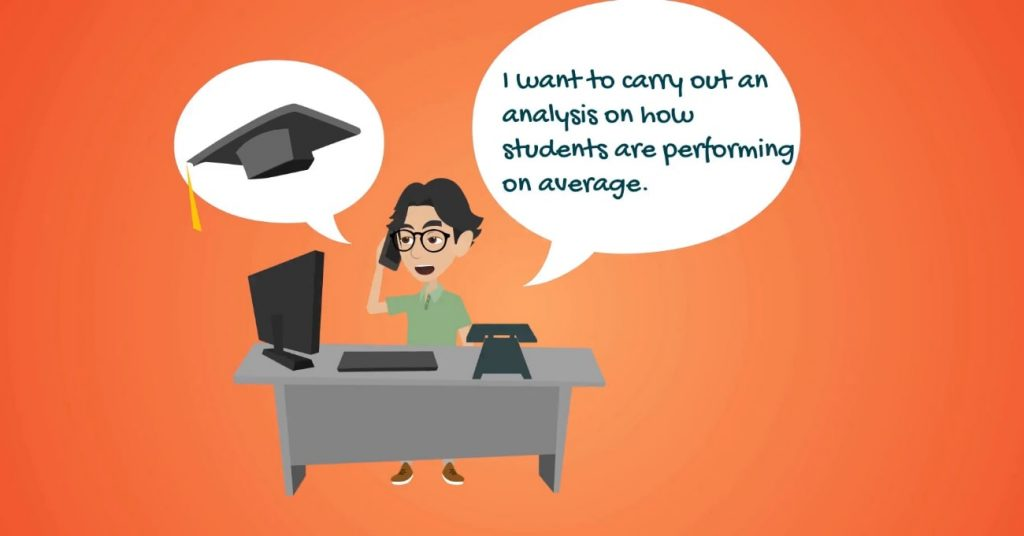 How students are performing on average, significance-level