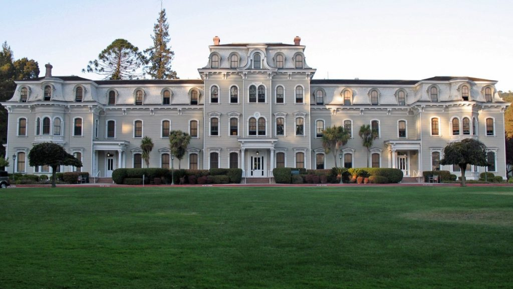 Mills College in Oakland, California