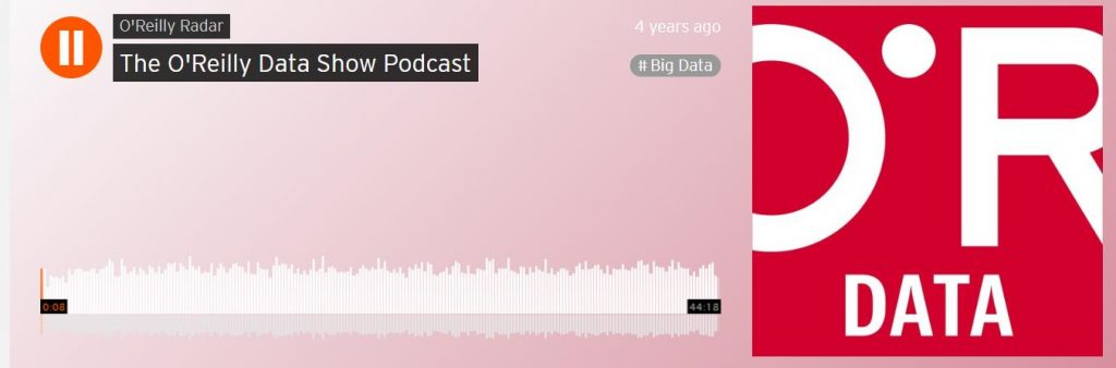 oreilly data science podcast