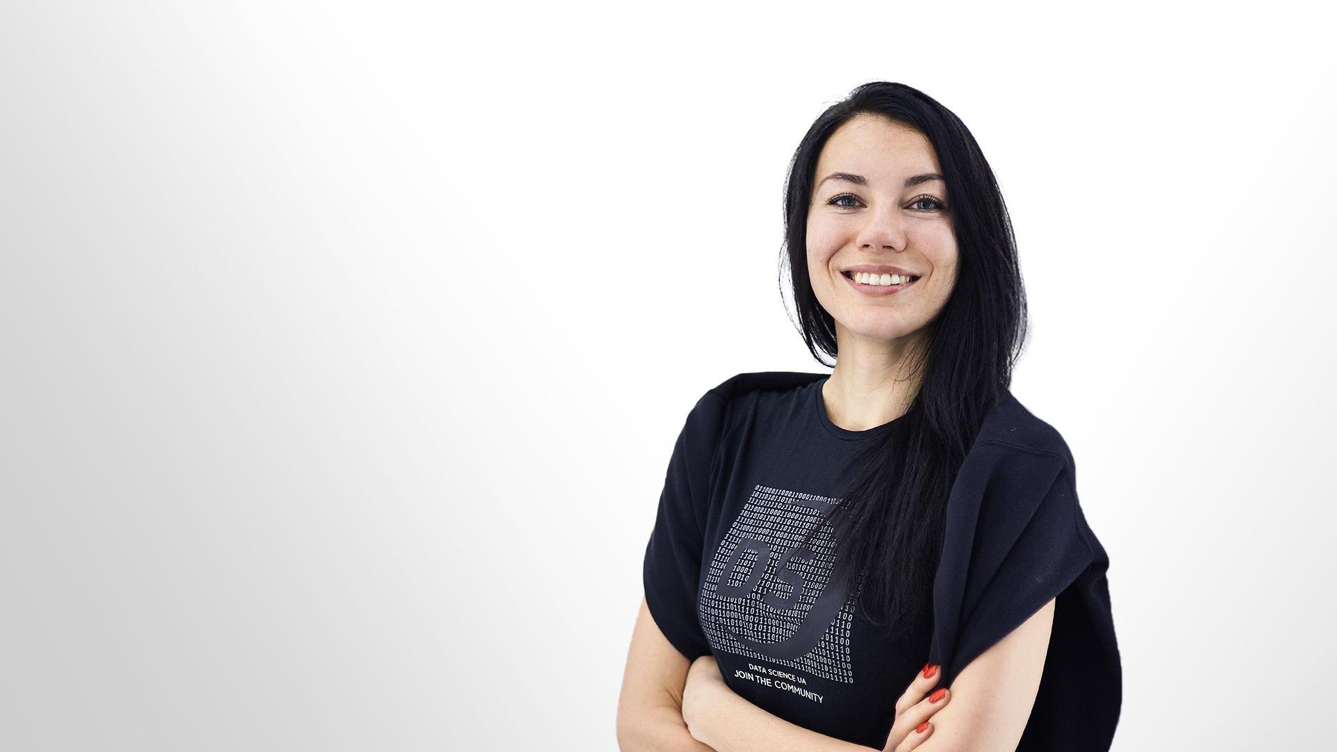 Interview with Aleksandra Sirovatko, CEO and Founder of Data Science UA