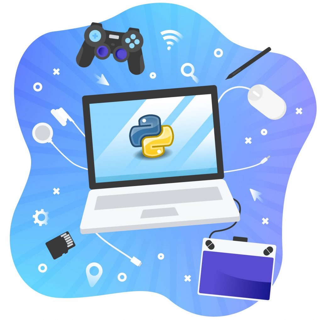 python, game development