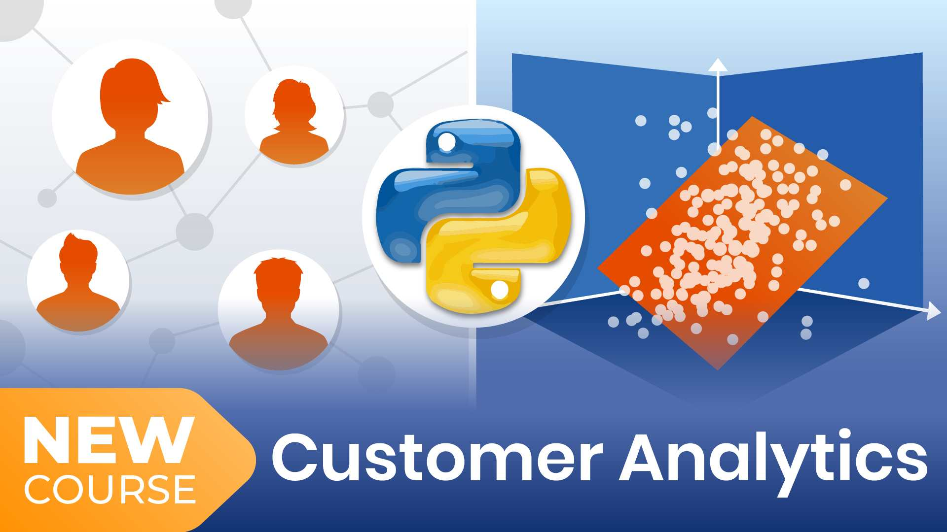 The 365 Customer Analytics in Python is LIVE!!!