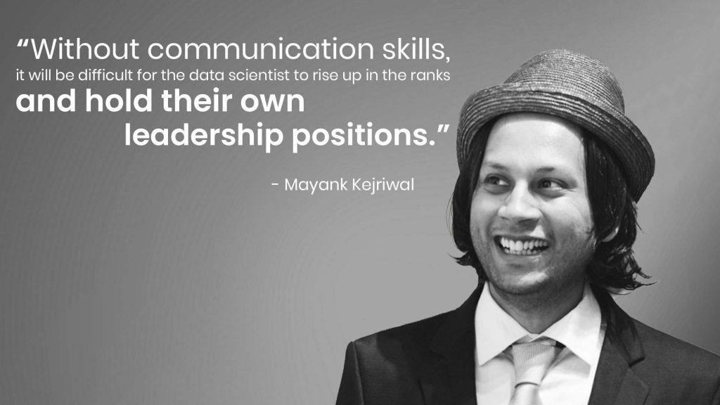 mayank-kejriwal-data science advice, successful data scientist