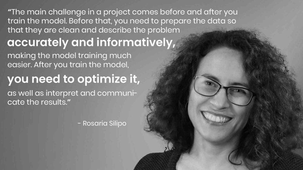 rosaria-silipo-data science advice-successful data scientist