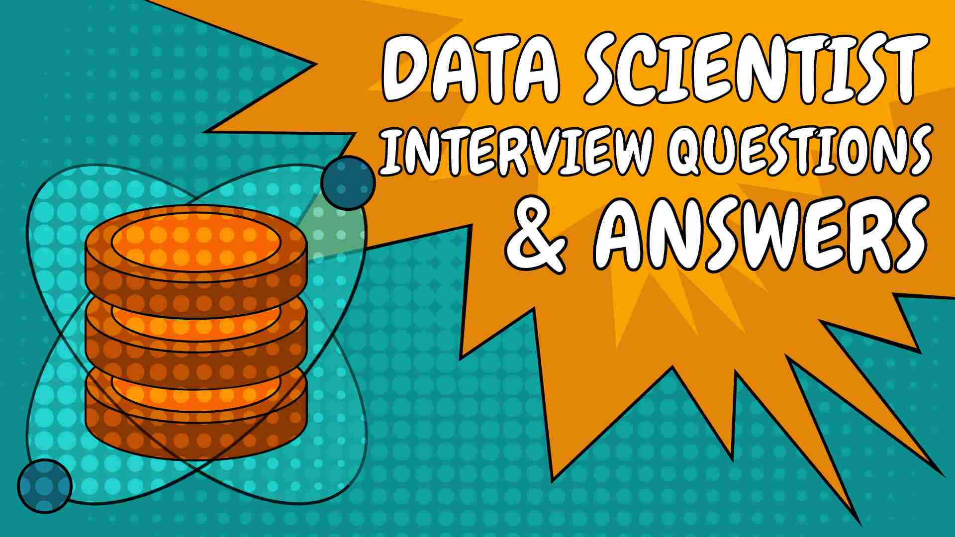 Data Scientist Interview Questions And Answers 2021