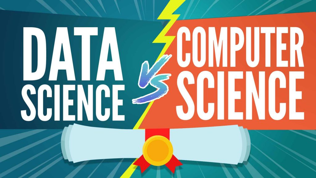 Data Science vs Computer Science