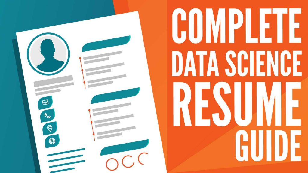 Data Science Resume The Complete Guide 2020 365 Data Science