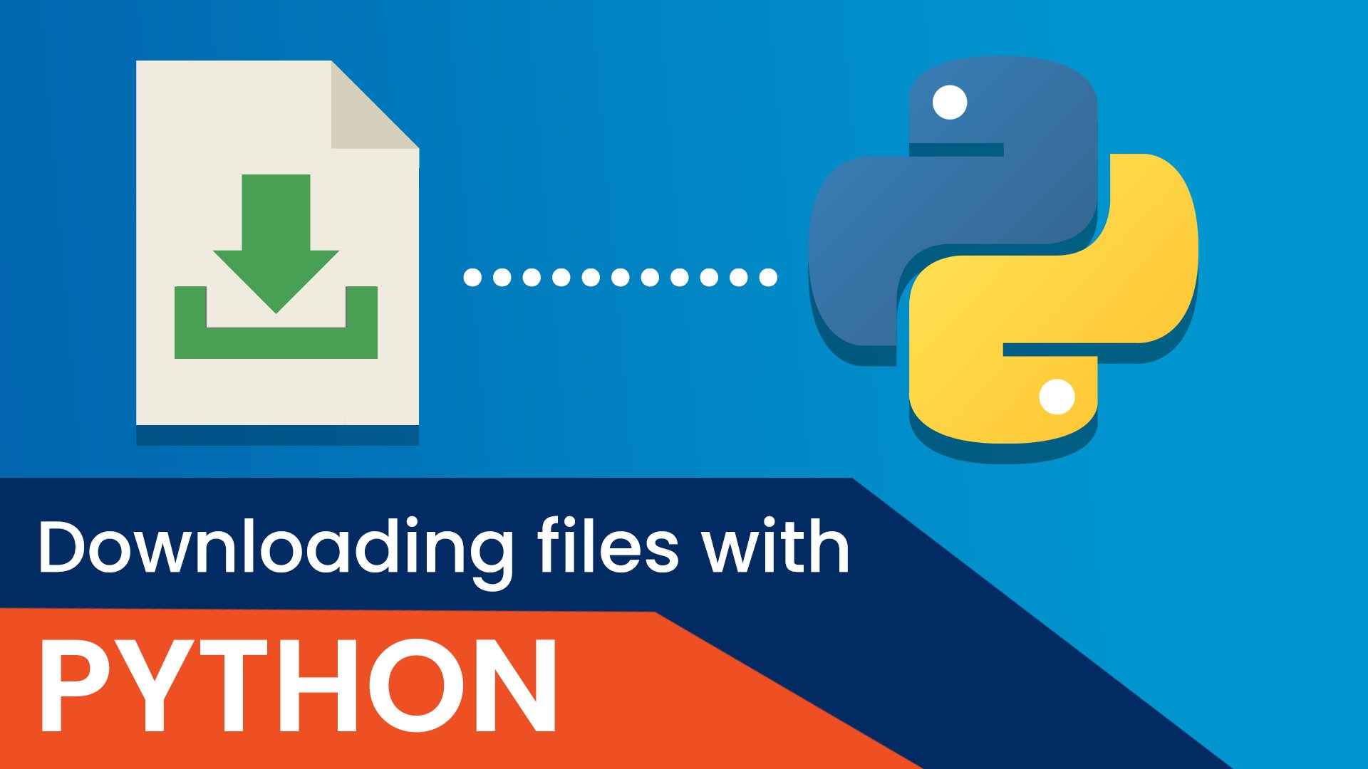 Python Requests Package: How to Download Web Files?