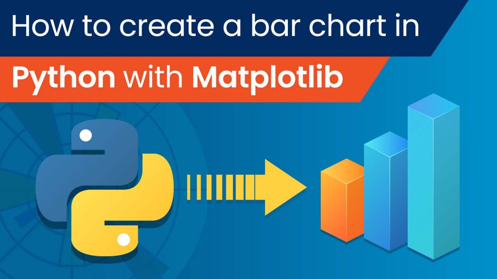 bar chart in python with matplotlib, bar chart in python using matplotlib, how to create a bar chart in python with matplotlib