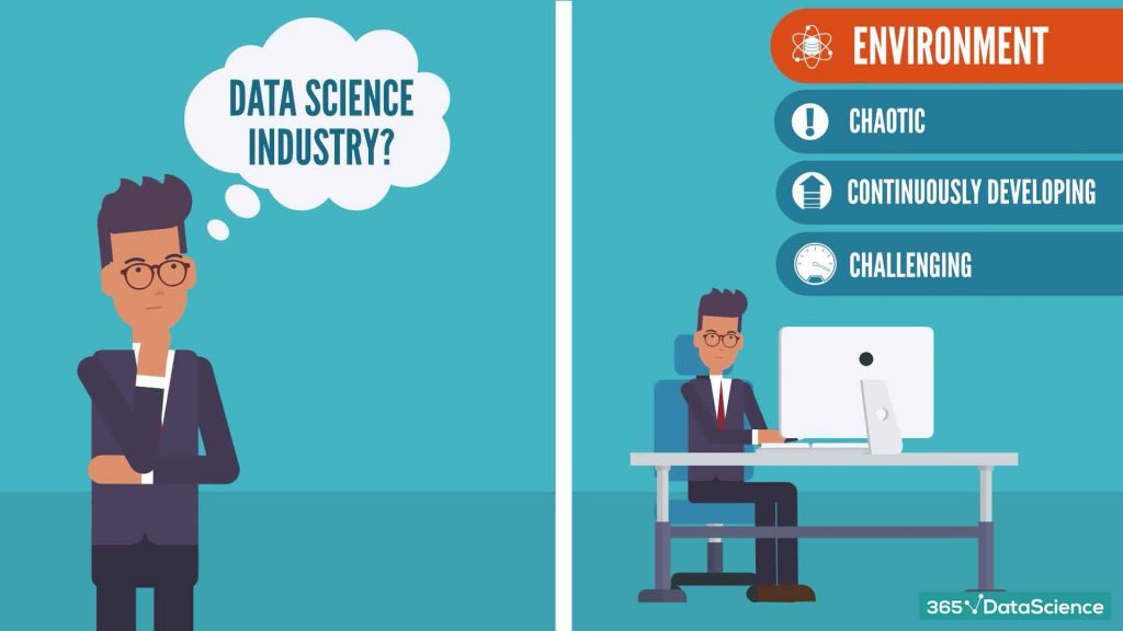 data science industry