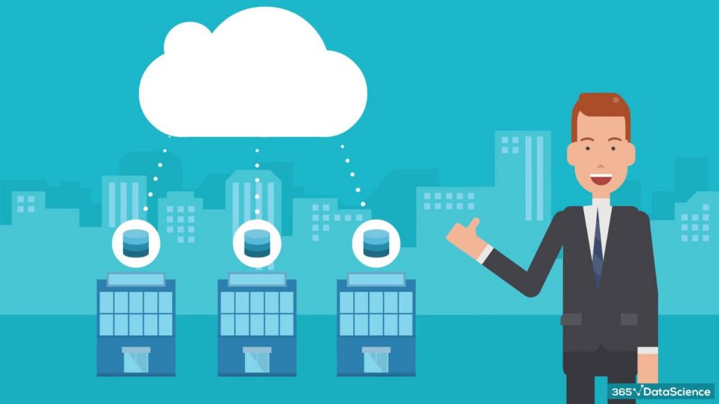cloud computing, data migration to the cloud