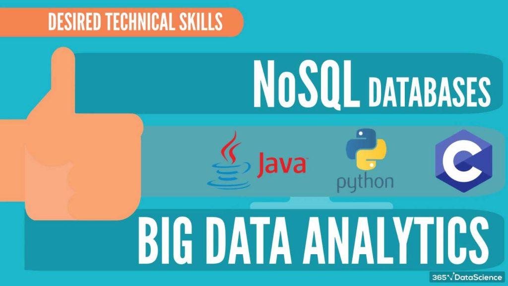 sql developer desired tech skills