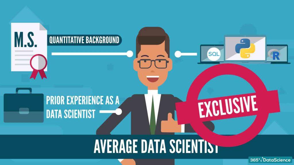 average data scientist