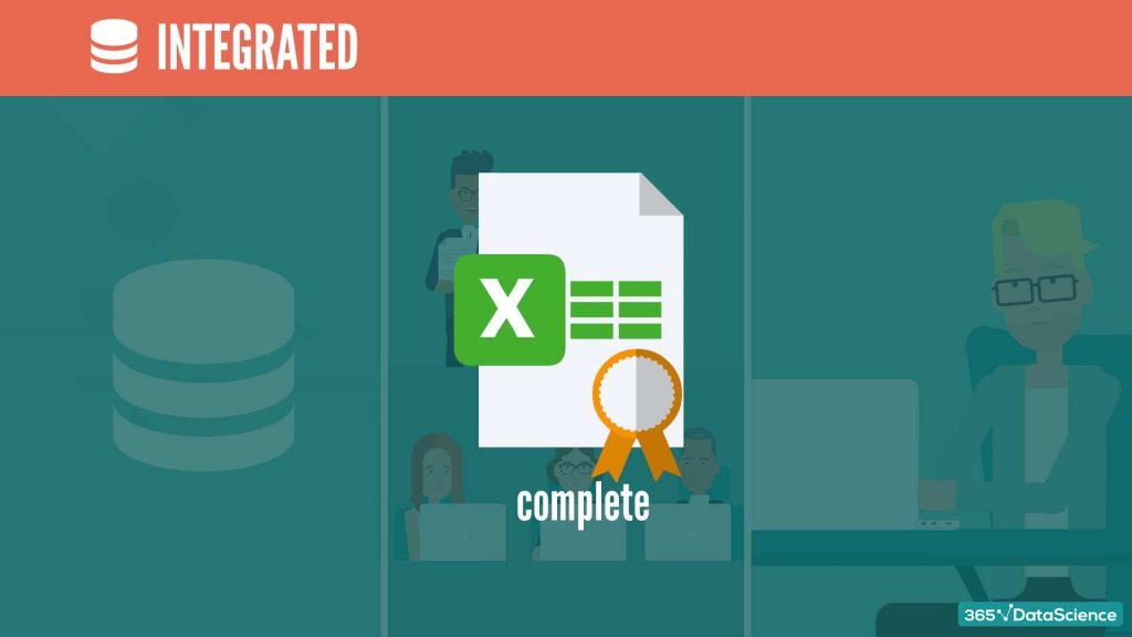 a data warehouse is integrated