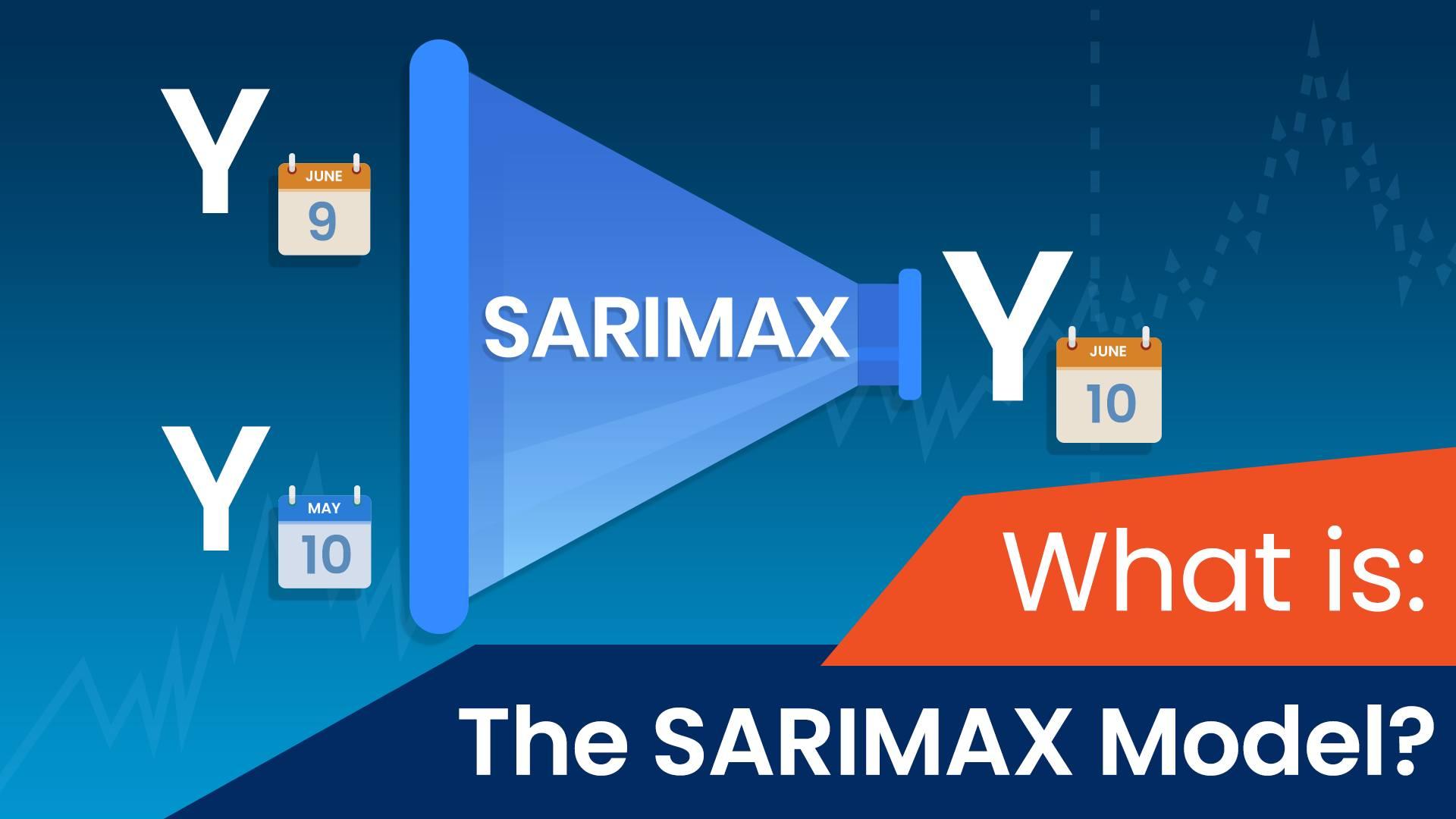 SARIMAX model