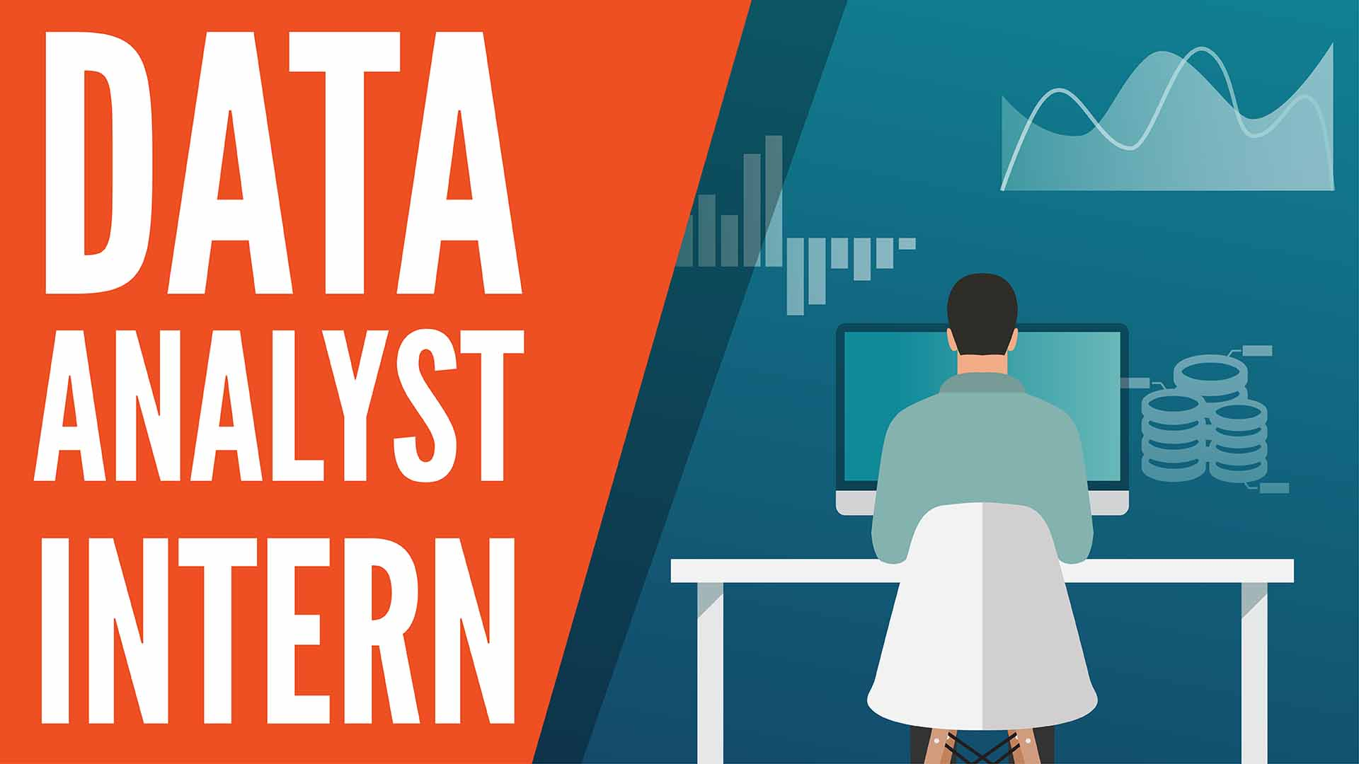 How to become a data analyst intern
