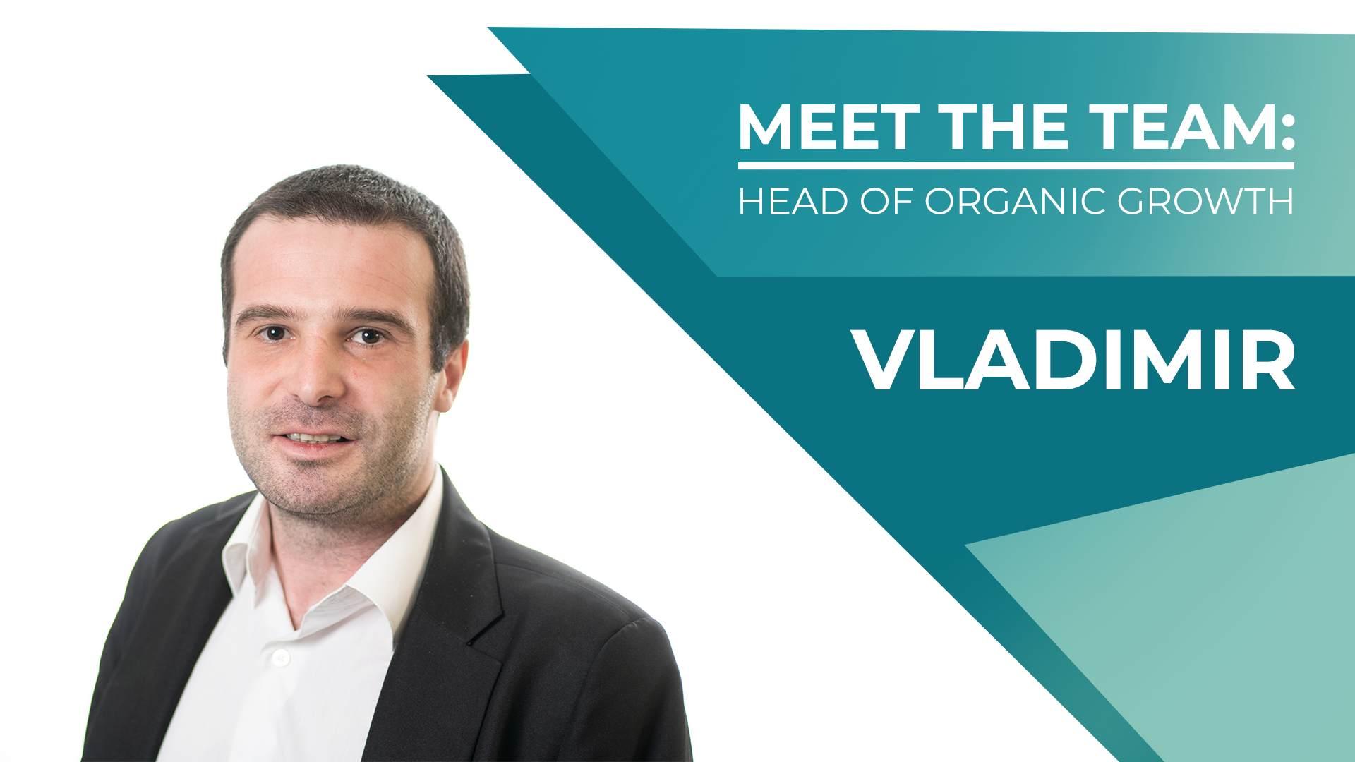 Vladimir Ninov, Head of Organic Growth at 365 Data Science