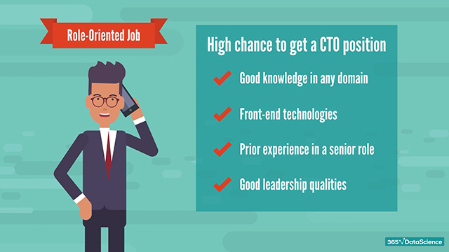 Skills and qualities that give you a high chance to get a CTO position