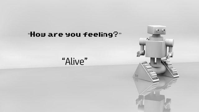 robot, ai, gloria yu
