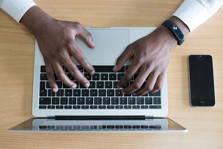 Above few of man typing on keyboard, joins syntax in sql