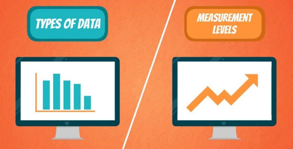 Types of data, pareto charts