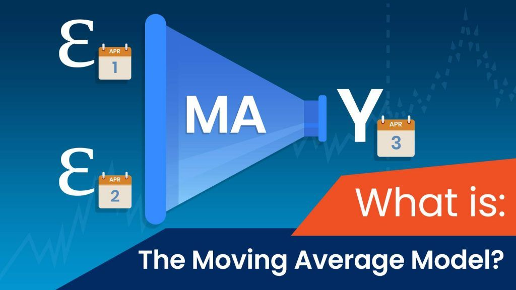 moving average model, ma model, what is a moving average model
