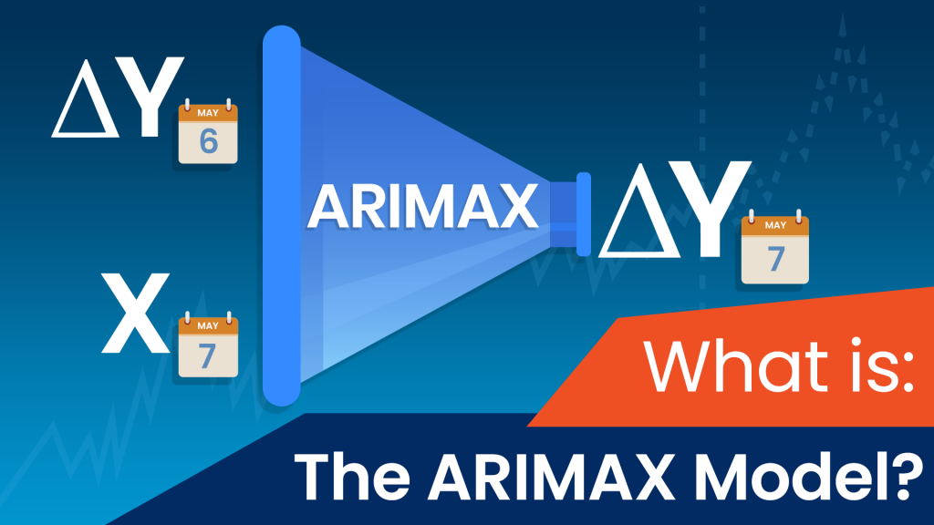 the ARIMAX model explained
