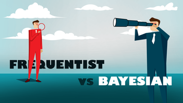 Bayesian vs Frequentist Approach: Same Data, Opposite Results