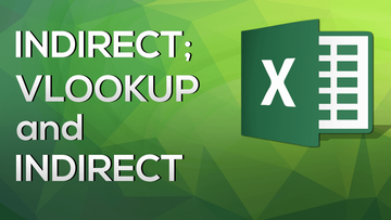 INDIRECT Excel Function: how to apply it and combine it with VLOOKUP