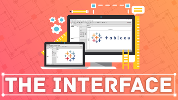 How to navigate through the Tableau interface