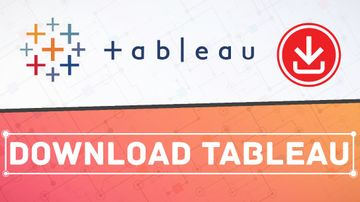 Download Tableau Public in three simple steps
