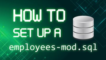 How to Set up a Database in SQL