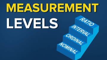 Introducing Levels of Measurement